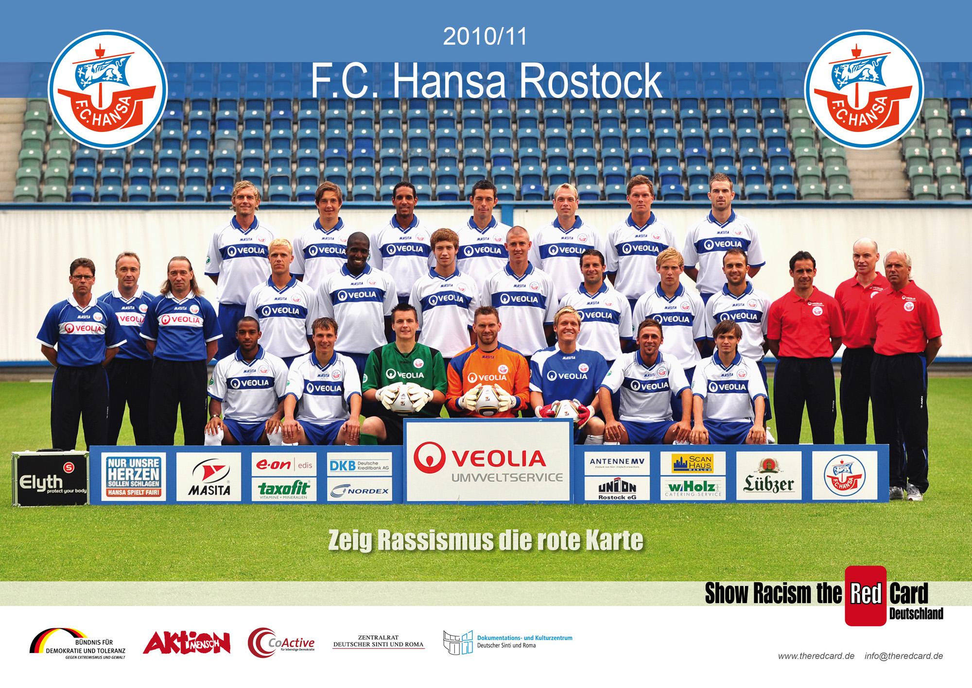 PreuГџen MГјnster Hansa Rostock